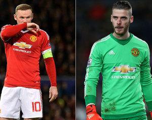Rooney: Nem bíztam De Geában