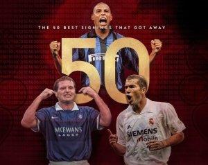 A United top 50 kútba esett igazolása – 1. rész