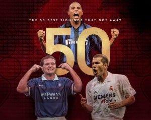 A United top 50 kútba esett igazolása – 4. rész