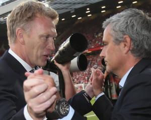 Mourinho: Nem boldogok a Unitednél