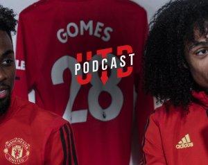 UTD Podcast: Gomes és Chong