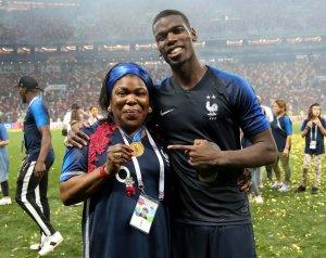 Paul Pogba: Édesanyám szerepe a visszatérésemben