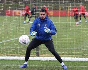 Romero: Összetartanak a United kapusai