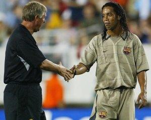 Transzfer mesék: A 'majdnem' bejelentett Ronaldinho