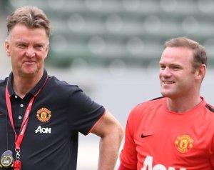 Rooney: Túl korán rúgták ki Van Gaalt