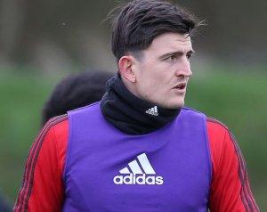 Maguire: Biztonságos volt az edzés