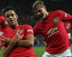 A legfiatalabb United a PL-ben