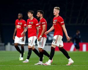Játékosértékelés: Tottenham 1-1 Manchester United