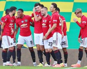 Új FA-kupa rekordot állított be a United