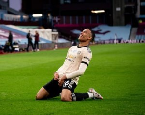 Greenwood lett a Villa elleni meccs legjobbja