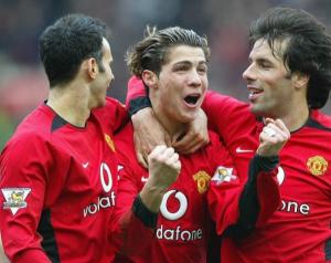 A 10 legjobb United-gólszerző a PL-ben