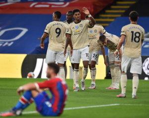 Játékosértékelés: Crystal Palace 0-2 Manchester United