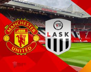 Beharangozó: Manchester United - LASK