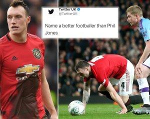 A Twitter elnézést kért Jonestól és a klubtól