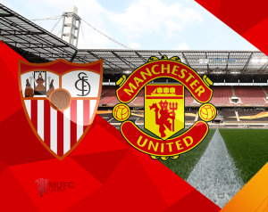 Sevilla 2-1 Manchester United