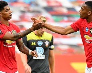 Martial: Nincs rivalizálás Rashforddal