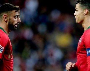 Bruno: Ronaldo mindig a Unitedről kérdez