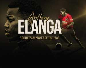 Az Év Akadémiai Játékosa: Anthony Elanga