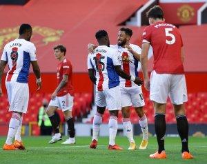 Játékosértékelés: Manchester United 1-3 Crystal Palace