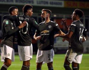 Játékosértékelés: Luton Town 0-3 Manchester United