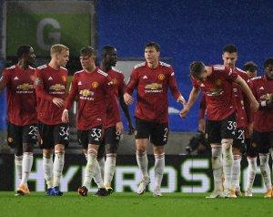 Játékosértékelés: Brighton 0-3 Manchester United