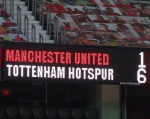 Játékosértékelés: Manchester United 1-6 Tottenham