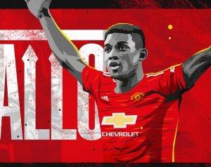 HIVATALOS: Diallo januárban csatlakozik a Unitedhez