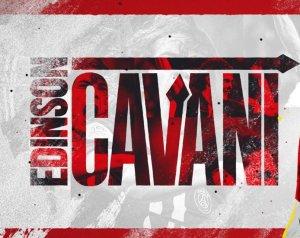 HIVATALOS: Edinson Cavani aláírt a Unitedhez