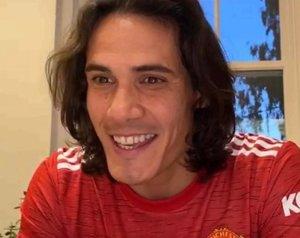 Cavani első Unitedes interjúja 1. rész