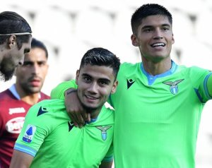 Kölcsönlesen: Andreas első Lazios gólja