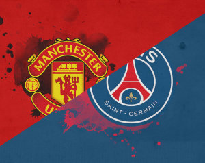 Manchester United 1-3 Paris Saint-Germain