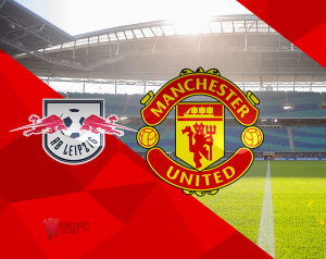RB Leipzig 3-2 Manchester United