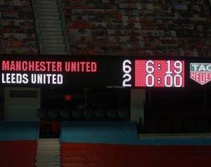Taktikai Mágnestábla: Manchester United 6-2 Leeds United