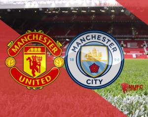 Beharangozó: Manchester United - Manchester City