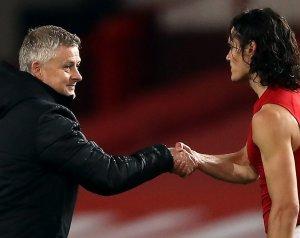 Ole: A játékosok tanulhatnak Cavanitól