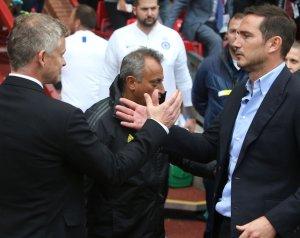 Solskjaert meglepte Lampard menesztése