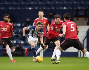 Játékosértékelés: West Brom 1-1 Manchester United