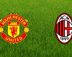 Beharangozó: Manchester United - AC Milan