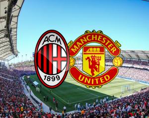 Beharangozó: AC Milan - Manchester United