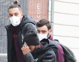 A United utazó kerete az AC Milan elleni visszavágóra