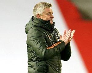 Solskjaer reakciója az AC Milan legyőzésére