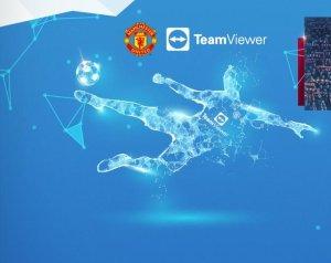 Hivatalos: A TeamViewer lesz a United új mezszponzora