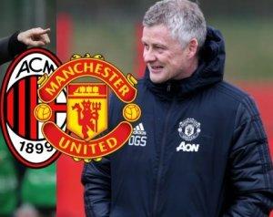 Taktikai mágnestábla: AC Milan 0-1 Manchester United
