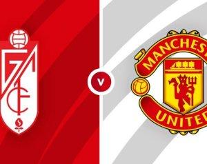 Granada 0-2 Manchester United