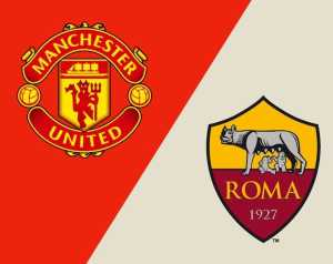 Manchester United 6-2 AS Roma