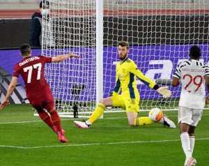 Taktikai mágnestábla: AS Roma - Manchester United 3-2