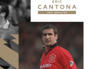 Cantona bekerült a Hírességek Csarnokába