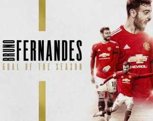 Fernandes szerezte az év gólját