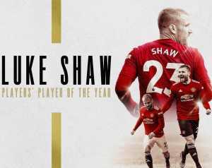 A csapattársak szavazatai alapján Shaw lett a legjobb