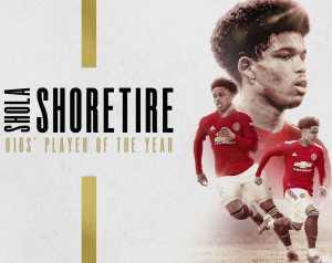 Shoretire nyerte az Év Akadémiai Játékosa-díjat